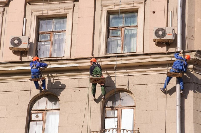 Курсы промышленный альпинизм обучение москве